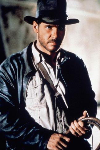 Raiders of the Lost Ark 1981 Directed by Steven Spielberg Harrison Ford Photo