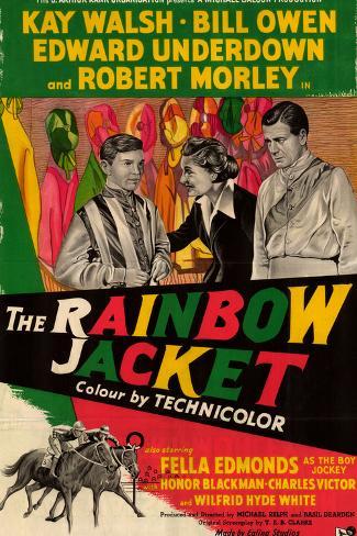 Rainbow Jacket (The) Art Print