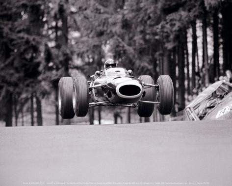 French Grand Prix, c.1965 Art Print