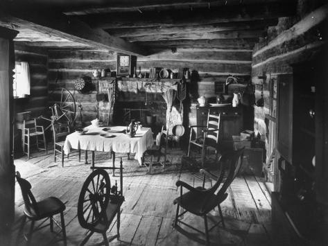 The Tavern Where Abraham Lincoln Met and Quickly Fell in Love with Ann Rutledge Photographic Print