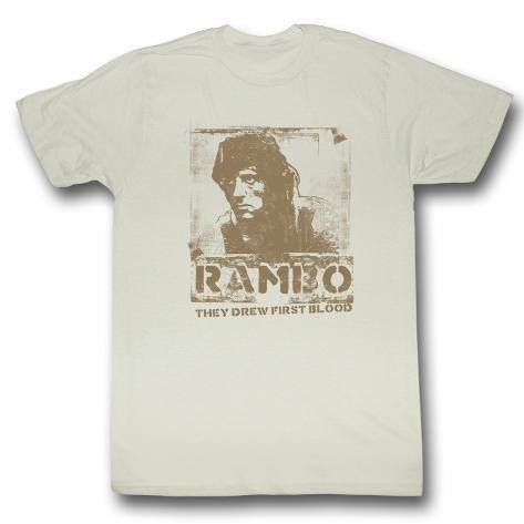 Rambo - Blame T-shirt