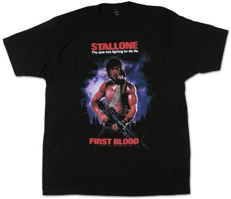 Rambo - First Blood T-Shirt