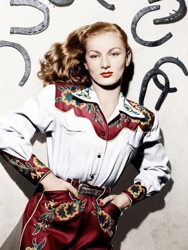 RAMROD, Veronica Lake, 1947 Photo