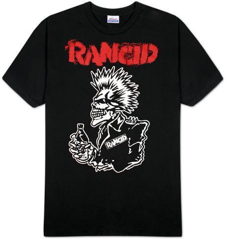Rancid - 40 Oz T-Shirt
