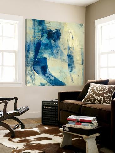 Blue Daze II Loft Art