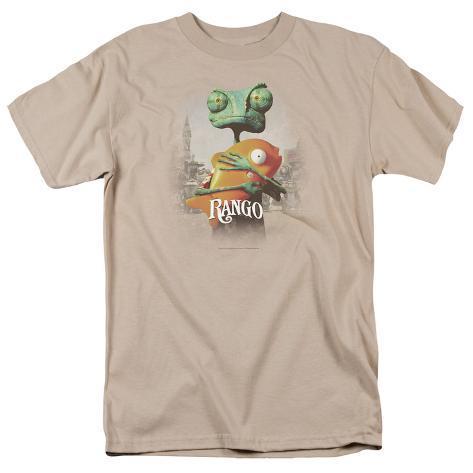 Rango - Poster Art T-Shirt