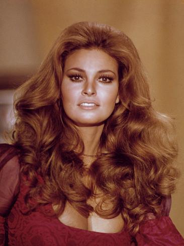 Raquel Welch, 1970s Photo