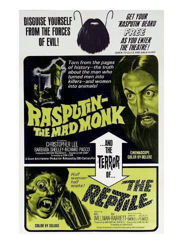 Rasputin: The Mad Monk, 1966 Foto