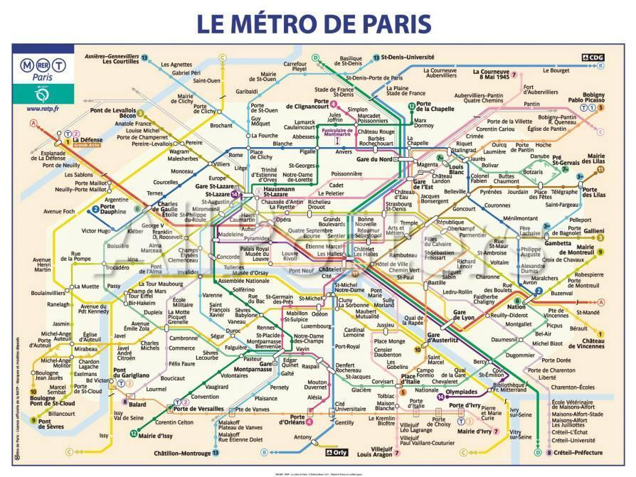 Métro De Paris Posters by Ratp - at AllPosters.com.au