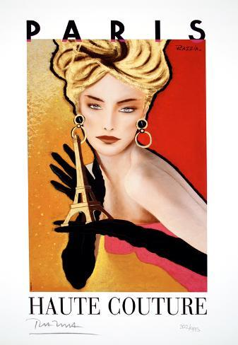Haute Couture Collectable Print