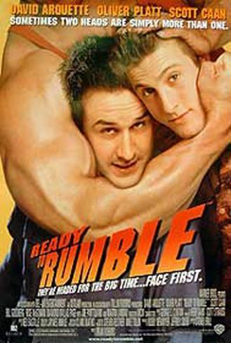 Ready To Rumble Original Poster