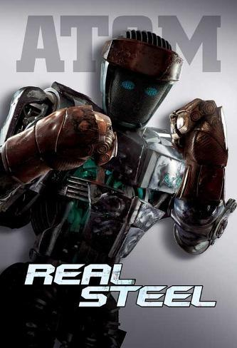 Real Steel Póster