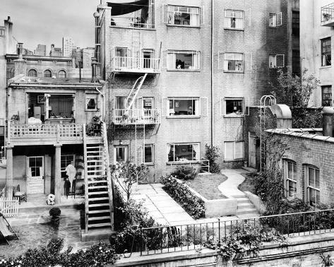 Rear Window, 1954 Photo