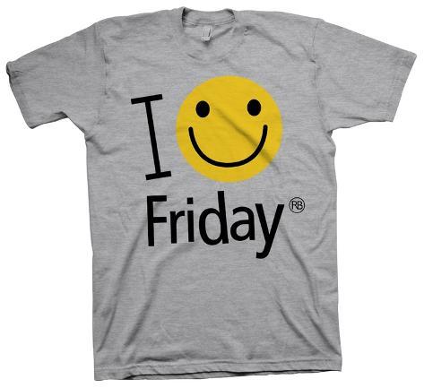 Rebecca Black - Smiley Friday T-Shirt