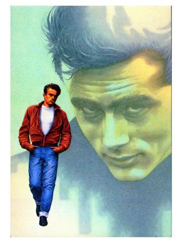 Rebel Without a Cause, 1955 Art Print