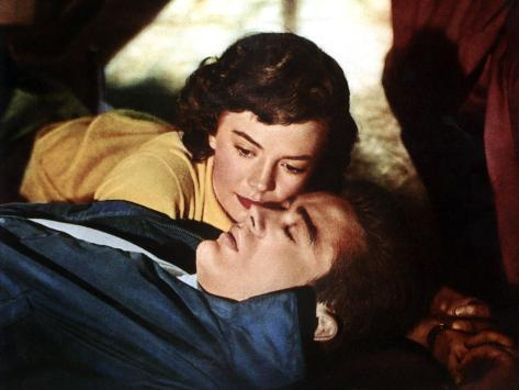 Rebel Without A Cause, Natalie Wood, James Dean, 1955 Photo