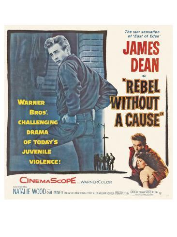 Rebelde sin causa, 1955 Otro