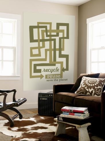 Recycle Reuse Mural
