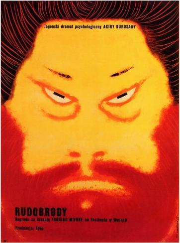 Red Beard Masterprint