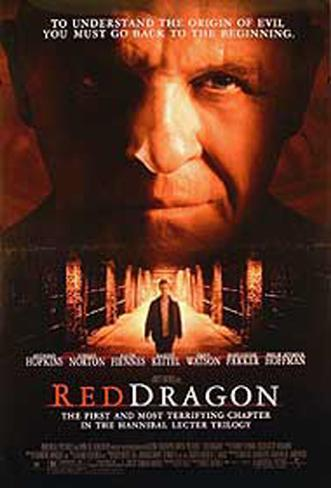 Red Dragon Original Poster