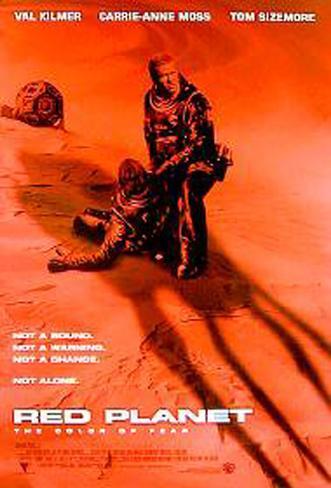 Red Planet Original Poster