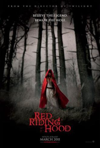 Red Riding Hood Double-sided poster
