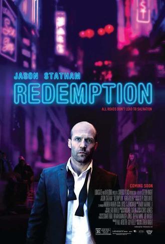 Redemption (Jason Statham, Agata Buzek, Vicky McClure) Movie Poster Poster