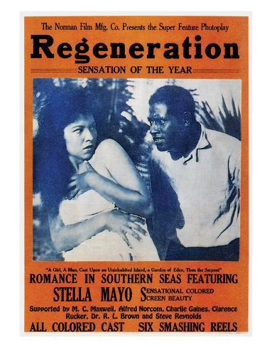 Regeneration - 1923 Giclee Print