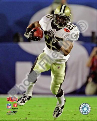 Reggie Bush Super Bowl XLIV Photo