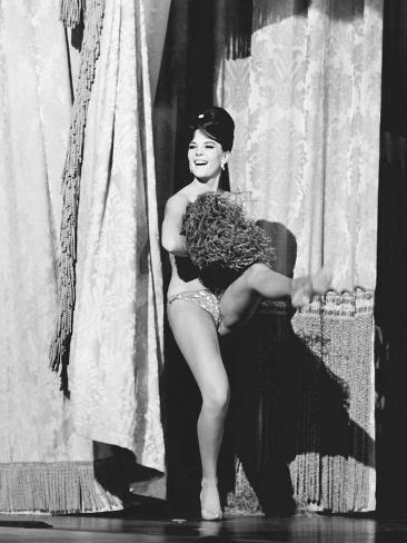 reina del vaudeville, La Fotografía