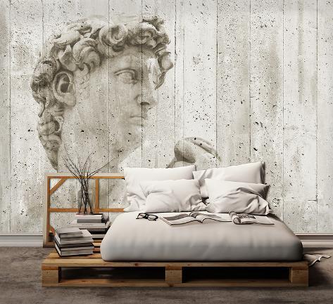 Renaissance Impression - Non Woven Mural Tapettijuliste