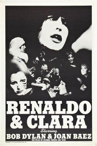Renaldo and Clara Art Print