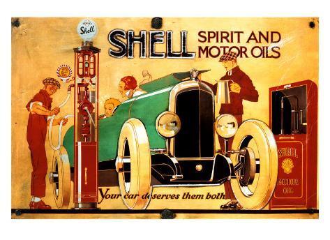 Shell Giclee Print