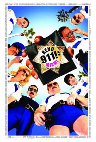 Reno 911 Miami Original Poster