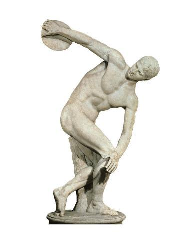 the discobolus Discobolus definition: (in classical greece) a discus thrower   meaning, pronunciation, translations and examples.