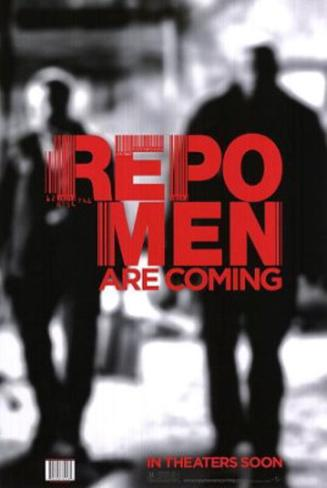 Repo Men Original Poster