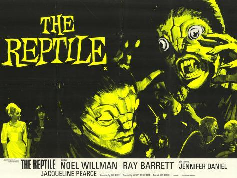 Reptile (The) Art Print