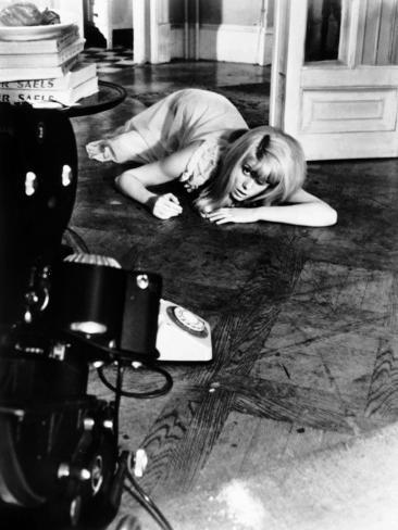 Repulsion, Catherine Deneuve, 1965 Photo