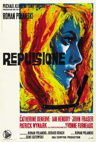 Repulsion - Italian Style Poster