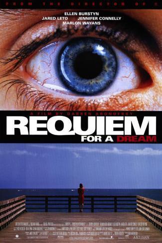 Requiem for a Dream Masterprint