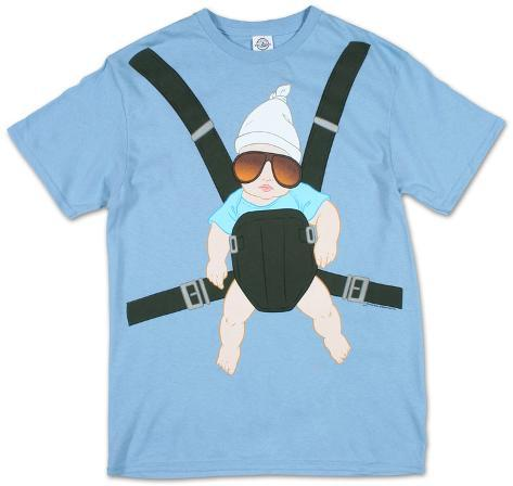 Resacón en Las Vegas - Baby Bjorn Camiseta