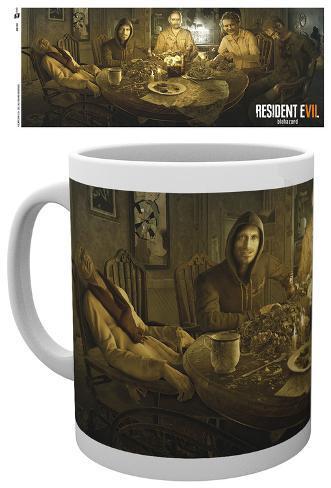 Resident Evil - 7 Family Mug Mug