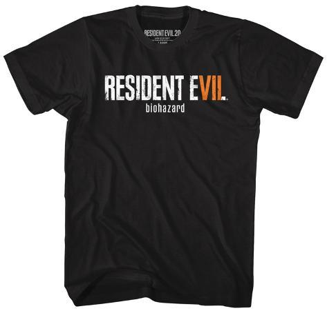 Resident Evil - Biohazard Logo Camiseta