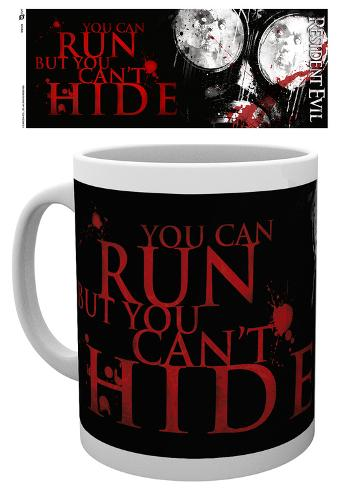 Resident Evil - Gas Mask Mug Mug
