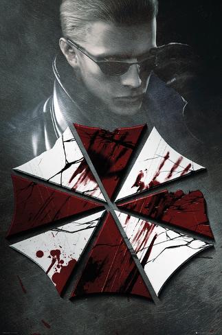 Resident Evil- Key Art Póster