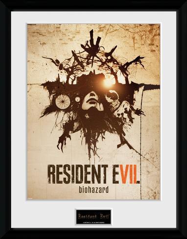 Resident Evil - Talisman Collector Print