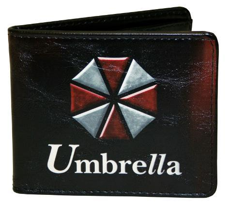 Resident Evil - Umbrella Leather Wallet Carteira