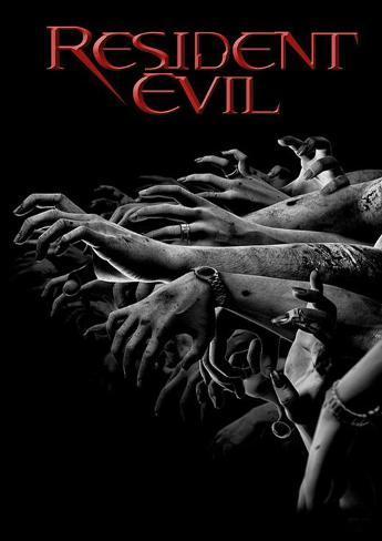 Resident Evil Masterprint