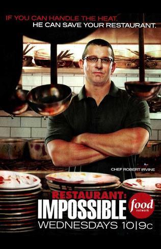 Restaurant Impossible Masterprint