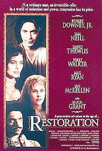 Restoration Original Poster